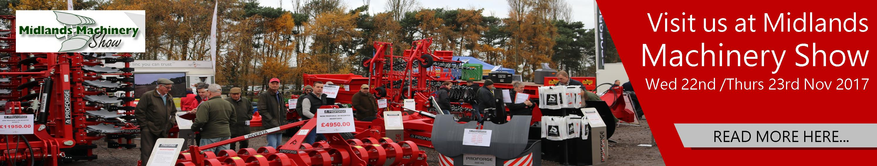 Midland Machinery Show