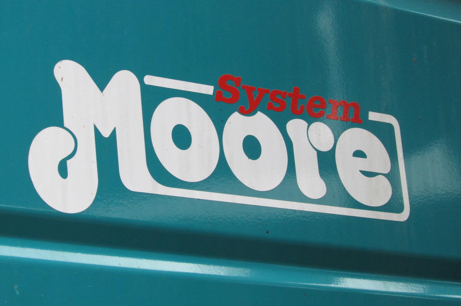 MOORE UNIDRILL Parts