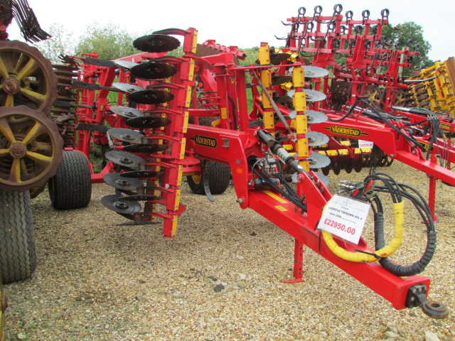 Vaderstad Topdown Parts