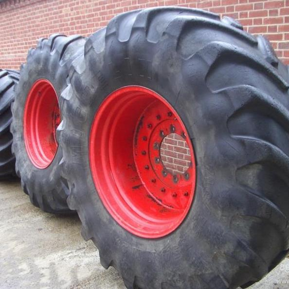 Wheels & Tyres Used
