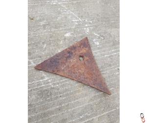 Kverneland Mouldboard Triangles RH OEM: KK063240