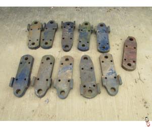 Stocks Subsoiler Clamp Plates