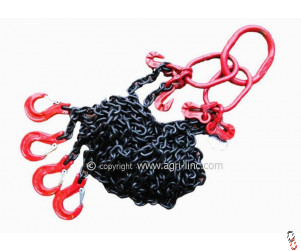 Container Lifting Chains / Slings - Grade 80