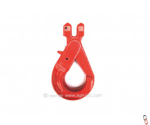 High Grade Clevis Self-Locking Hook
