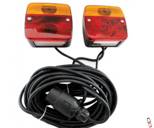 Magnetic Lighting Kit c/w 7.5m cable