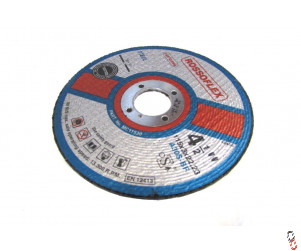 "4.5"" 115x3.2x22mm Flat centre Cutting Disc"
