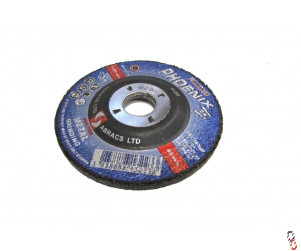 "4.5"" 115x6x22mm Depressed centre Grinding Disc"