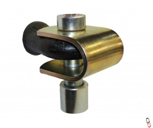 Towing Eye Lock, suits 30-50mm towing eyes up to 40mm thick