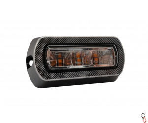 LED Directional Flashing Beacon - Amber