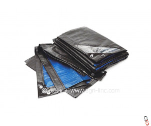 Heavy Duty Tarpaulins - RAINEXO 150gsm