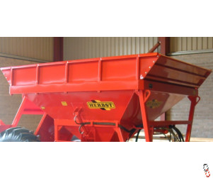 NEW HERBST Extension Sides for Stone/Gravel Trailer