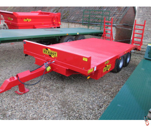 NEW HERBST Low Loader,7.8 tonne carry, BeaverTail,