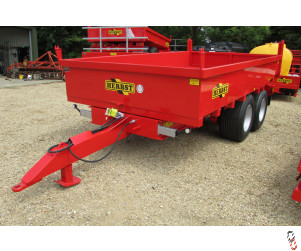 NEW HERBST DUMP LOADER, 10 Ton Tipper, With Ramps