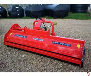 PROFORGE POWERCUT 280 Perugini Heavy Duty Flail Mower, 2.8 metre, New,
