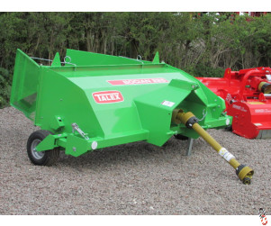 NEW TALEX 225 Straw Wuffler, 2018, 2.25 metre Tedder Swath Conditioner