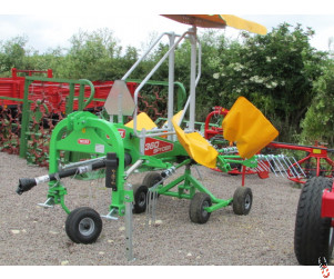 TALEX 360 Single Rotor Rake, New, 3.6 metre,