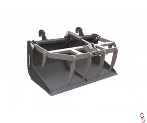 PROFORGE Skidsteer 1.2mtr (4ft) Bucket Grab