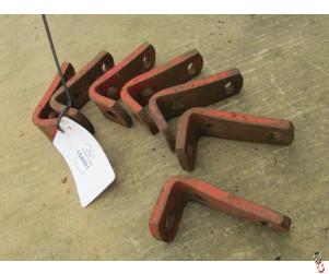 Kverneland Mouldboard Support OEM:KK073808