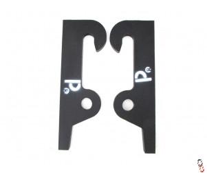 JCB Compact Forklift Brackets (Pair)
