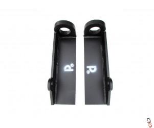 Matbro / John Deere Pin & Cone Telescopic Brackets