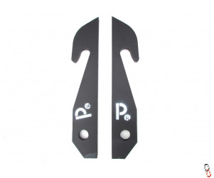 Weidemann Loader Forklift Brackets (Pair)
