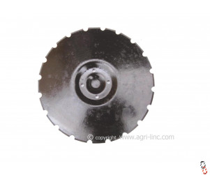 "17.75""/450mm Disc Blade to fit Vaderstad Carrier or Topdown OEM: 466947"