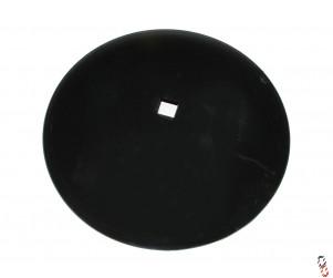 """24""""/610mm x 5mm, 41mm square centre, plain disc blade suits Parmiter, Besson, Quivogne, Kuhn, Kongskilde, Cousins, etc"""