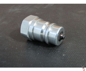 """1/2"""" BSP Quick Release Male Probe Hydraulic Coupling"""