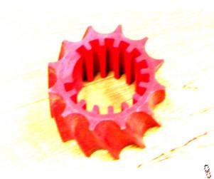Roger Seed Metering Roller for Tramlining Clutch OEM: 98156