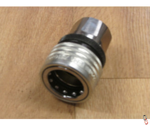 "1/2"" BSP Quick Release Female Carrier Hydraulic Coupling"