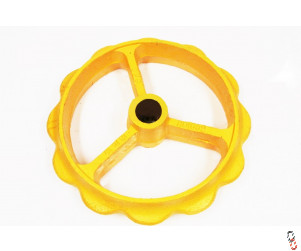 "Cambridge Roll ring 480mm/19"" to suit Vaderstad Rollex/Rexius Rolls OEM: 301002"