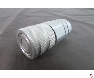 "HOLMBURY Flat Face 3/8"" BSP Female Hydraulic Coupling"