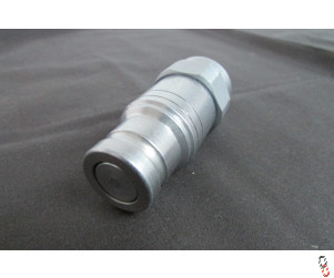 """HOLMBURY Flat Face 3/8"""" BSP Male Hydraulic Coupling"""