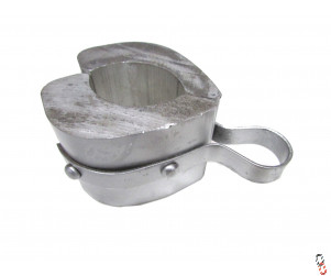 Alu Depth Stop Wedge 50.2mm thick to suit a piston 38-48mm diameter