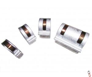 Alu Depth Stop Wedge Kit to suit a piston 45-50mm diameter (4pcs)