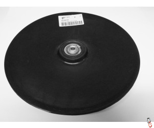 Kverneland Accord Black CX cleaning disc c/w bearing OEM: AC495197