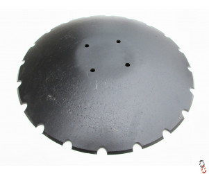 "18""/460x4mm Notched Disc Blade to suit Amazone Catros  OEM: XL044"