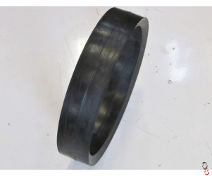 Rubber Packer 80mm wide spacer,