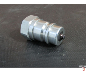 "3/8"" BSP Quick Release Male Probe Hydraulic Coupling"
