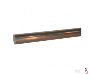 Cambridge Roll Shaft 65mm High Tensile (3m)