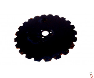 Moore Unidrill 450mm Notched Disc Non-Genuine OEM:600001
