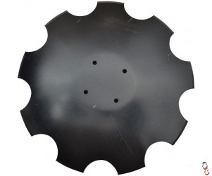 "20""/510mm x 5mm Cutaway Disc to suit Amazone Catros OEM:78201966"