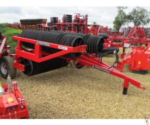 """PROFORGE 6.3 metre Heavy Duty Rolls, 24"""" breakers, New,"""