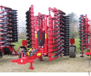 PROFORGE INVERTAMAX 6 metre Heavy Short-Disc, Speed-Disc Harrow Cultivator, New,