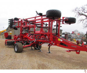 PROFORGE DISRUPTAMAX 5 metre Trailed Heavy Duty Stubble Cultivator, New