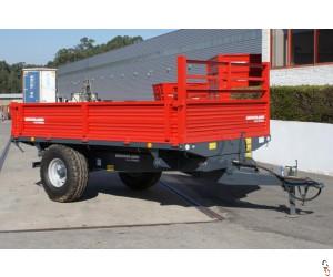 NEW HERCULANO 3.0 tonne 3-Way-Tip Dropside Trailer,