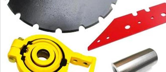 WEARING PARTS for farm machinery & equipment