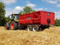 Harvest 2018 Rounded-up with the New Proforge Grain Trailer