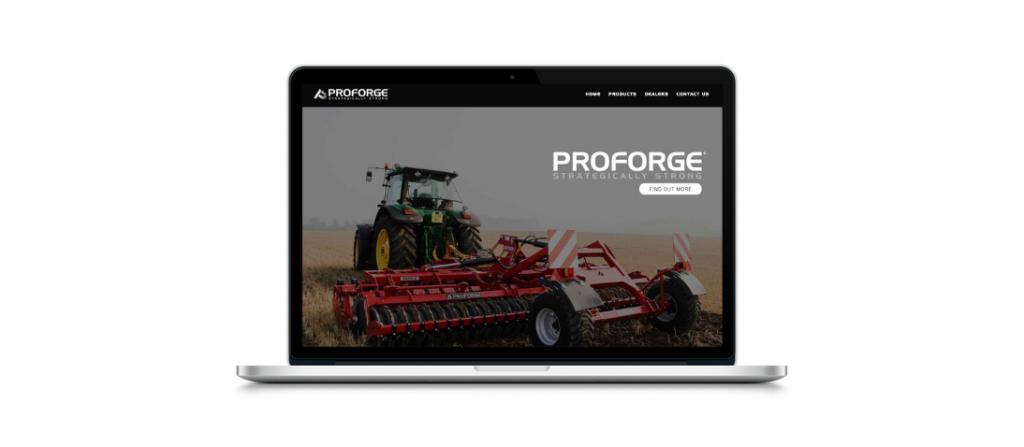 NEW Proforge Website